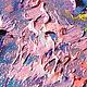 """Пейзаж ручной работы. """"Далат. Сакура В Цвету"""" - картина маслом. ЯРКИЕ КАРТИНЫ Наталии Ширяевой. Ярмарка Мастеров."""