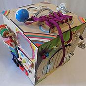 Куклы и игрушки handmade. Livemaster - original item Busybox Skazka. Handmade.