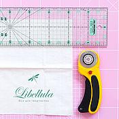 Инструменты для шитья ручной работы. Ярмарка Мастеров - ручная работа Линейка для пэчворка 10х45 см. Handmade.