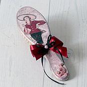 Расчески ручной работы. Ярмарка Мастеров - ручная работа Расческа, массажная расческа, массажка, массажная расческа деревянная. Handmade.