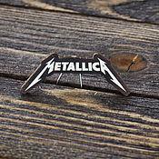 Украшения handmade. Livemaster - original item Wooden icon Metallica. Handmade.