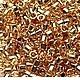 Для украшений ручной работы. Бисер delica 0031 24kt Gold Plated. vladbeads (vladbeads). Интернет-магазин Ярмарка Мастеров.