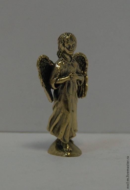 """Миниатюра ручной работы. Ярмарка Мастеров - ручная работа. Купить Статуэтка """"Ангел Хранитель"""". Handmade. Ангел, ангелок"""