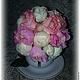 Топиарии ручной работы. Кофейная чашка Цветное настроение. Сувениры ручной работы от ElenaVSh. Интернет-магазин Ярмарка Мастеров.