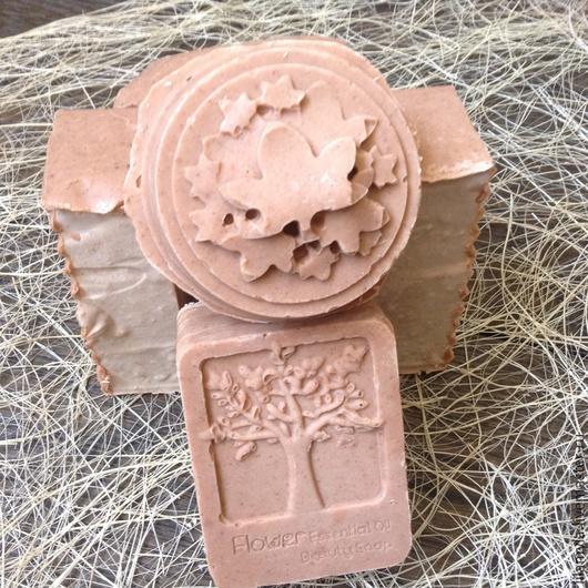 Мыло-мочалка ручной работы. Ярмарка Мастеров - ручная работа. Купить Мыло Чистюля -Легкий пенный пилинг для лица. Handmade.