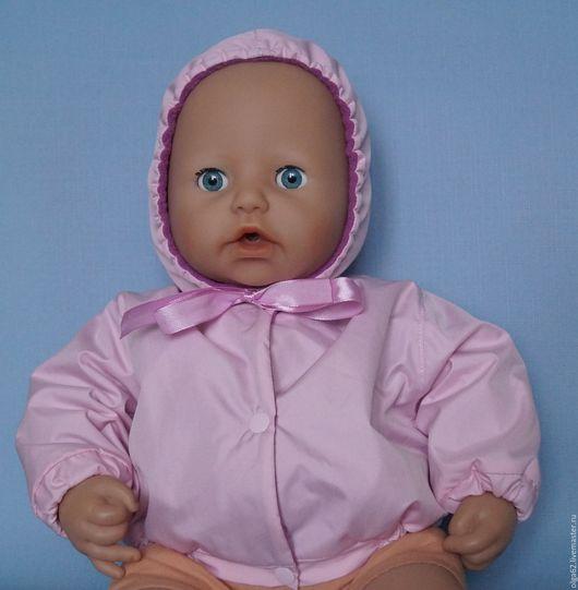 Одежда для кукол ручной работы. Ярмарка Мастеров - ручная работа. Купить Куртка для куклы беби Анабель (Baby Annabell). Handmade.