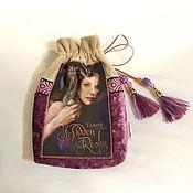 Фен-шуй и эзотерика handmade. Livemaster - original item The Hidden Kingdom Tarot Bag