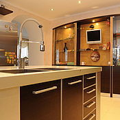 Для дома и интерьера handmade. Livemaster - original item 38. The kitchen is modern. Handmade.