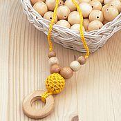 Одежда ручной работы. Ярмарка Мастеров - ручная работа Слингокулон с грызунком (слингобусы). Handmade.