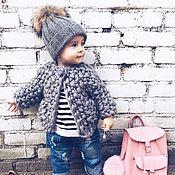 Аксессуары handmade. Livemaster - original item Knitted hats handmade. Handmade.