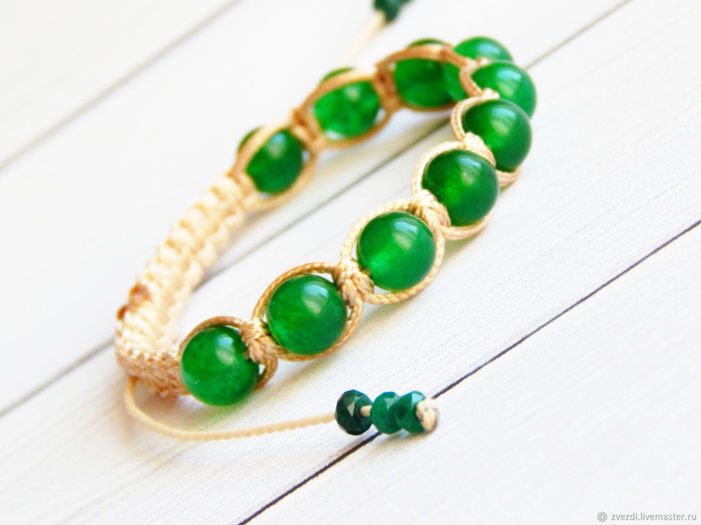 Agate Gooseberry bracelet, Bead bracelet, Minusinsk,  Фото №1
