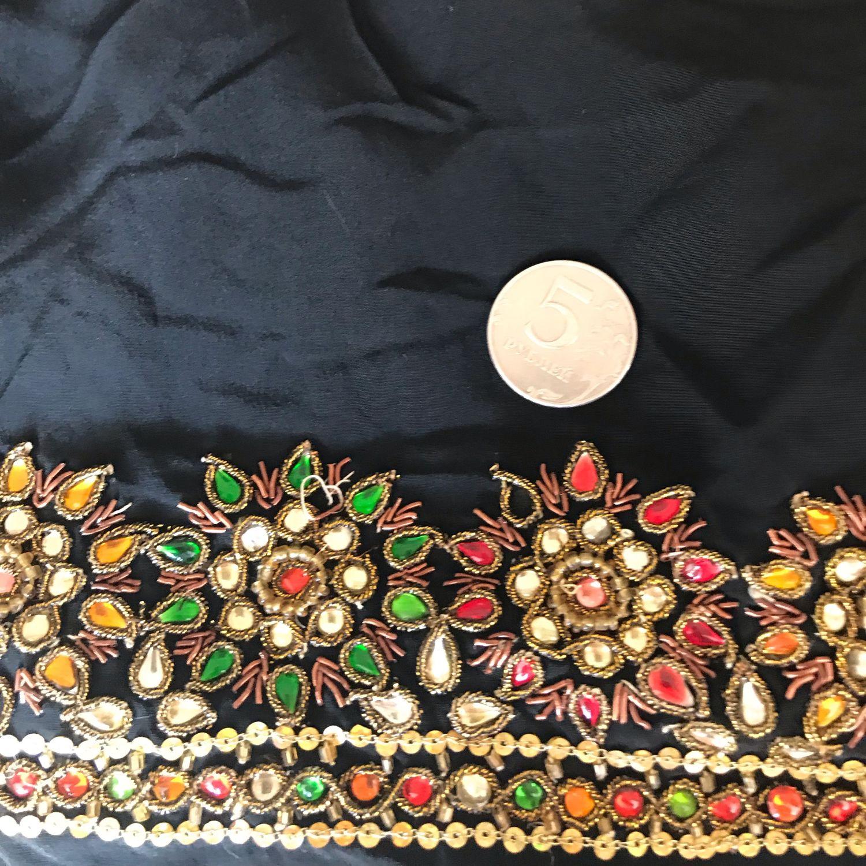 Вышивка по шёлку, чистый шелк, Шитье, Челябинск, Фото №1
