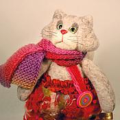 Куклы и игрушки ручной работы. Ярмарка Мастеров - ручная работа Кот Котьен. Handmade.
