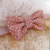 Аксессуары handmade. Livemaster - original item Tie Bambi. Handmade.