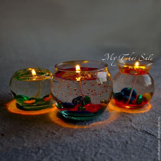 1 кг Гель для имитации воды My Thai Decor Материалы для декора из Таиланда