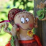 Куклы и игрушки ручной работы. Ярмарка Мастеров - ручная работа Нюрка. Handmade.