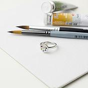 Украшения handmade. Livemaster - original item Ring: Mini palette. Handmade.