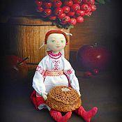 Куклы и игрушки handmade. Livemaster - original item domovska hospitable (keeper) – doll amulet. Handmade.