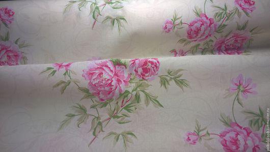 Ткань скатертная, хлопок 100% с акриловым покрытием. Ширина 140 см .Россия.