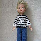 Куклы и игрушки ручной работы. Ярмарка Мастеров - ручная работа Одежда для кукол Paola Reina. Handmade.