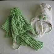 """Работы для детей, ручной работы. Ярмарка Мастеров - ручная работа Комплект для мамы и дочки """"Варвара"""". Handmade."""