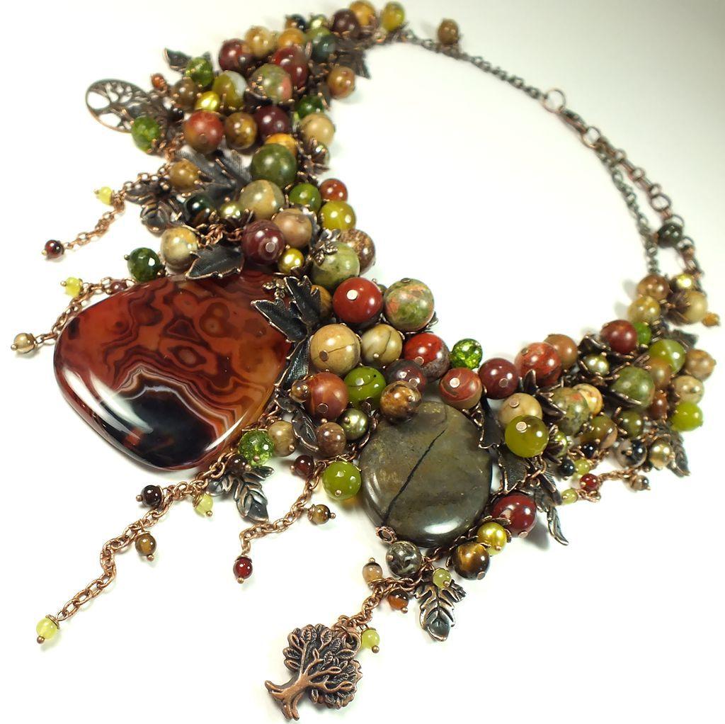 Maple Hops. Necklace, Necklace, St. Petersburg,  Фото №1