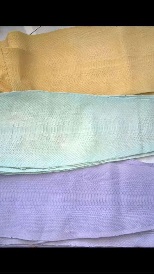 Другие виды рукоделия ручной работы. Ярмарка Мастеров - ручная работа. Купить Шкура питона Тиффани. Handmade. Питон