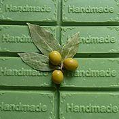 Косметика ручной работы. Ярмарка Мастеров - ручная работа Алеппское мыло 20% лаврового масла. Handmade.