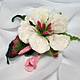 Brooches handmade. Brooch 'Yana'. Shahtinochka. Online shopping on My Livemaster. The author's work, brooch-flower