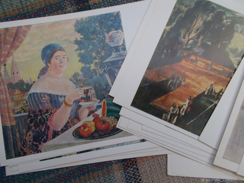 Набор открыток с живописью