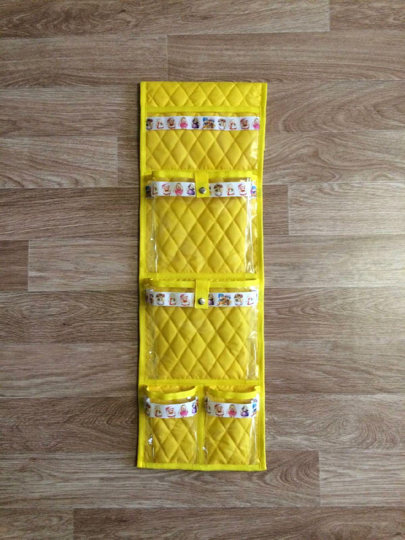 Текстильные кармашки на шкафчик в садик, Кармашки в детский сад, Ульяновск,  Фото №1