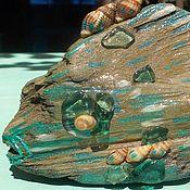 Для дома и интерьера handmade. Livemaster - original item Driftwood. Table fish. Handmade.