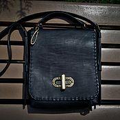 Сумки и аксессуары handmade. Livemaster - original item Men`s bag. Handmade.