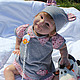 Куклы-младенцы и reborn ручной работы. Ярмарка Мастеров - ручная работа. Купить Малышка Джой от Саманта Л.Грегори. Handmade.