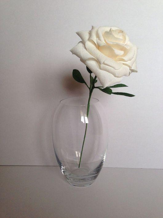 Цветы ручной работы. Ярмарка Мастеров - ручная работа. Купить Цветы из бумаги. Handmade. Цветы ручной работы