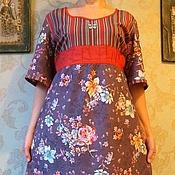 """Одежда ручной работы. Ярмарка Мастеров - ручная работа Платье """"Цветущий сад"""". Handmade."""