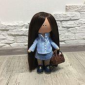 Куклы и игрушки ручной работы. Ярмарка Мастеров - ручная работа Портретная кукла.. Handmade.