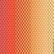 Декупаж и роспись ручной работы. Ярмарка Мастеров - ручная работа. Купить Салфетка  красно-оранжевый фон. Handmade. Салфетка, Декупаж