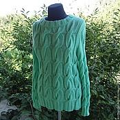 """Одежда ручной работы. Ярмарка Мастеров - ручная работа Пуловер """"Asti"""". Handmade."""