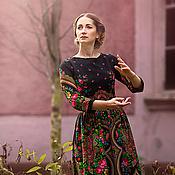 """Одежда ручной работы. Ярмарка Мастеров - ручная работа Платье """"Ночная фантазия"""". Handmade."""