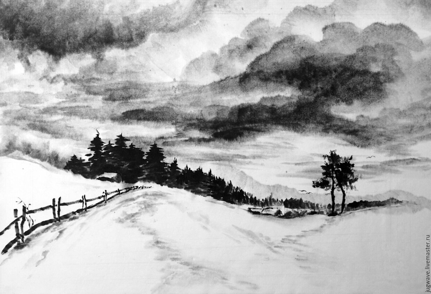 japanese-black-and-white-painting-identified