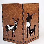 handmade. Livemaster - original item VIP packaging for cognac glasses