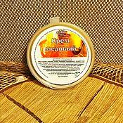 Косметика ручной работы handmade. Livemaster - original item Honey cream on herbs of the Altai Mountains. Handmade.