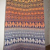 Одежда ручной работы. Ярмарка Мастеров - ручная работа юбка-перуанка. Handmade.