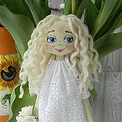 """Куклы и игрушки ручной работы. Ярмарка Мастеров - ручная работа Куколка """"Легкое прикосновение весны"""". Handmade."""