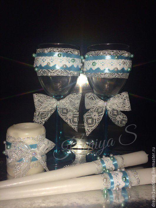 Свадебный мини-набор, в стиле Тиффани