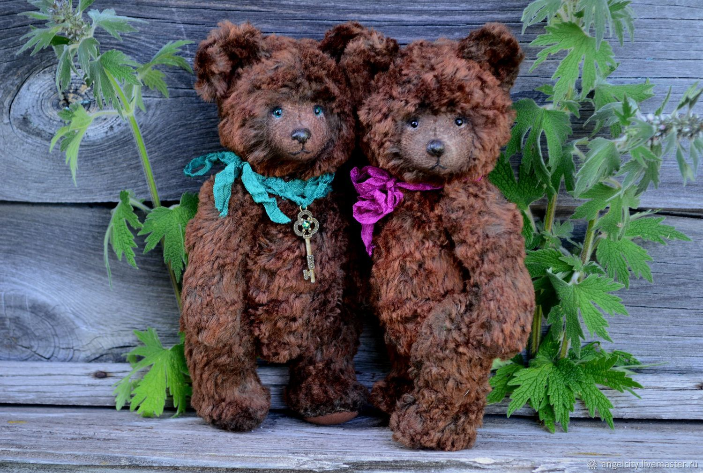 David and Dema, Stuffed Toys, Samara,  Фото №1