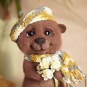 Куклы и игрушки ручной работы. Ярмарка Мастеров - ручная работа Сенечка Весенний. Медведь.. Handmade.