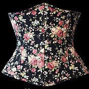 """Одежда ручной работы. Ярмарка Мастеров - ручная работа Корсет """"Mary Rose"""". Handmade."""
