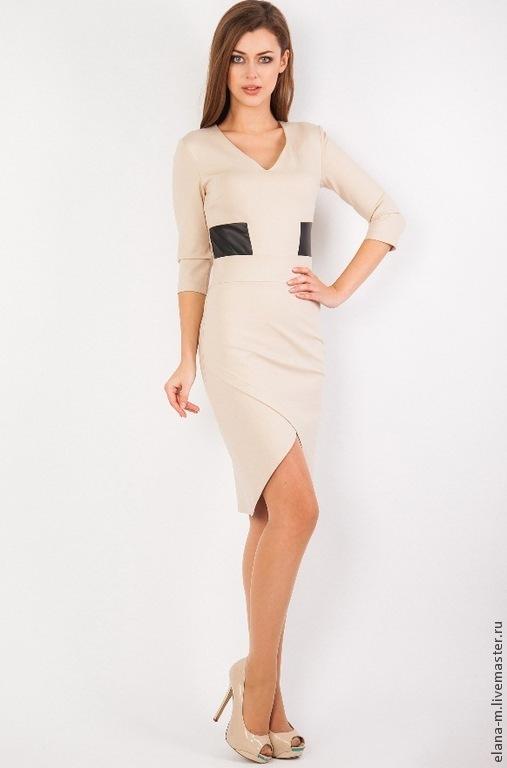 Состав: 72% - вискоза, 26% - нейлон, 2% - эластан   Размеры: 40, 42, 44, 46, 48, 50   Платье прямое платье футляр, повседневное платье, длинный рукав, офисное платье джерси платье, платье для работы, платье бизнес, большего размера платье для полных женщин, дизайнерское платье стильное платье красивое платье оригинальное платье офисное платье бизнес платье: деловое платье платье на висну платье на лета весеннее платье джерси вискоза итальянское джерси европейское джерси повседневное платье колен миди для работы платье на выход делового стиля платье платье офисной моды платье до колена платье с рукавами дресс код, платьем,  платье красивое платье на молнии платье италия, платье германия, платья больших размеров платье для нестандартной фигуры коричневое платье бежевое  платье, платье со вставками, платье эко кожа платье из экокожы